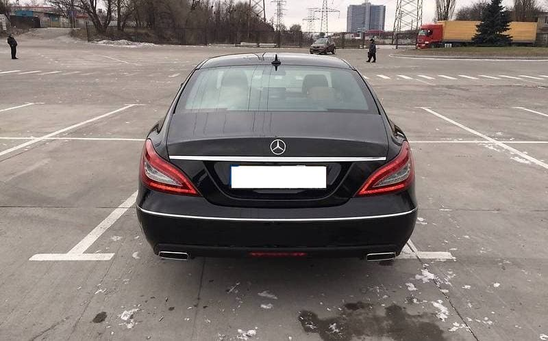 Mercedes-Benz CLS 400  4-matic - фото 3