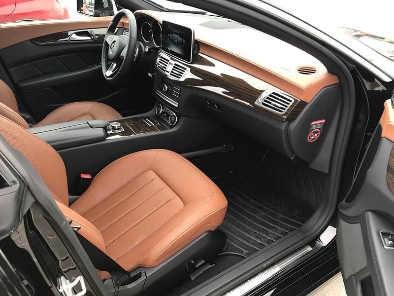 Mercedes-Benz CLS 400  4-matic - фото 4