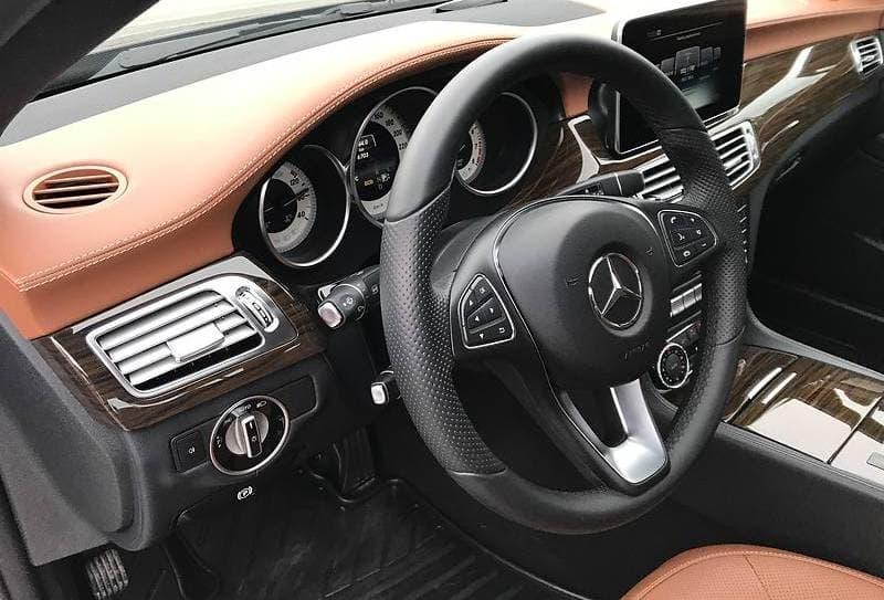 Mercedes-Benz CLS 400  4-matic - фото 7