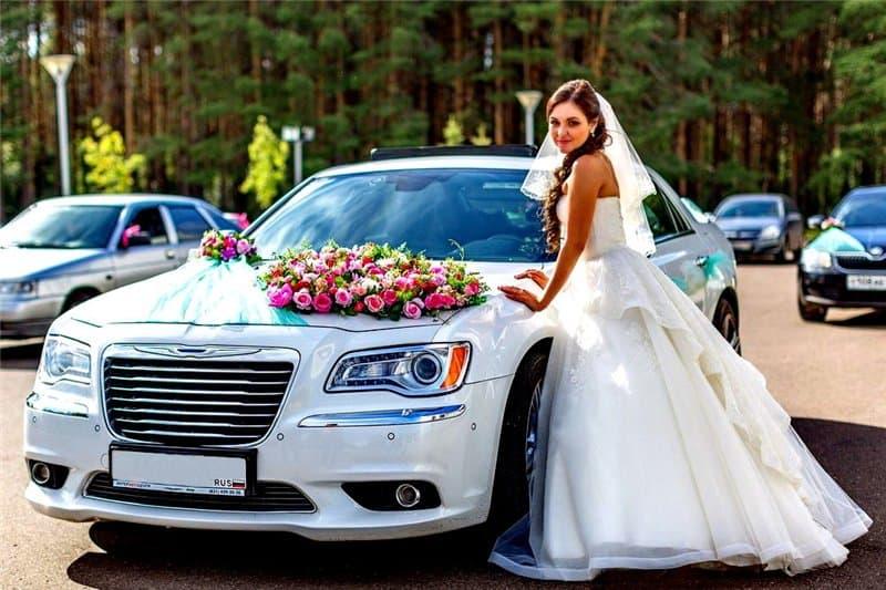 Аренда авто на свадьбу в компании RENT CAR | прокат свадебного автомобиля  от компании rent-car.kiev.ua