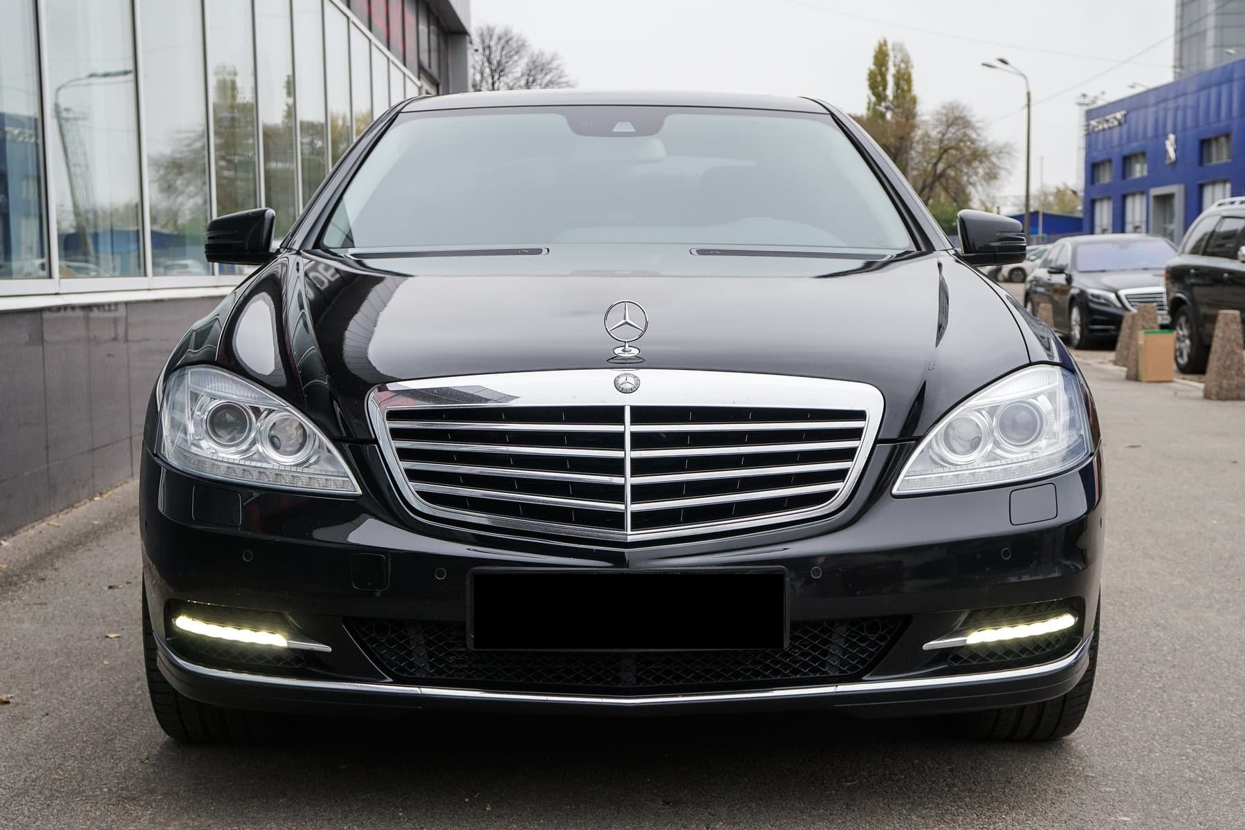 Mercedes-Benz S550 W221 4-matic - фото 2
