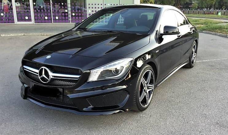 Mercedes-Benz CLA250 - фото 1
