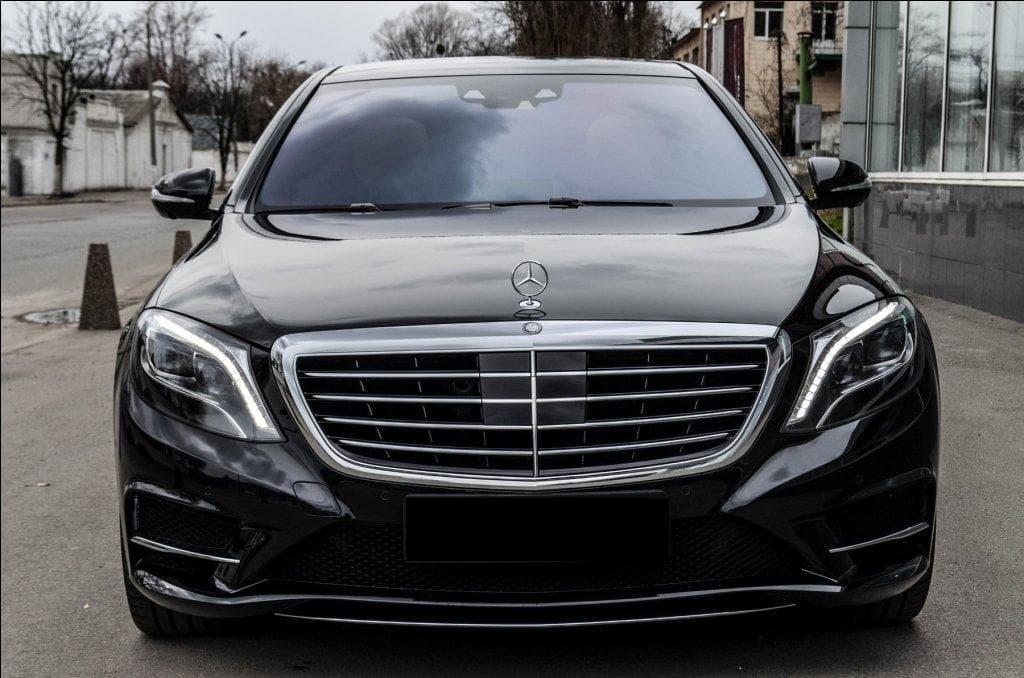 Mercedes-Benz S550 W222 4-matic - фото 2