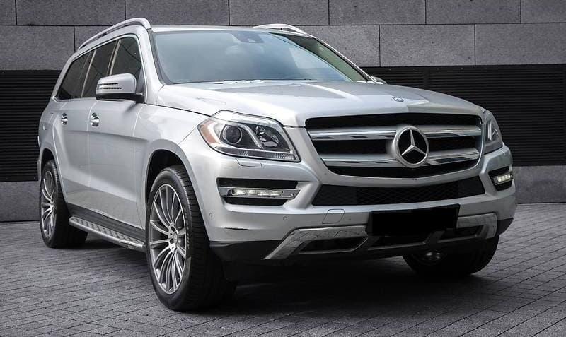 Mercedes-Benz GL450 4-matic - фото
