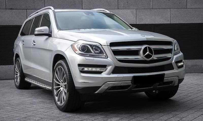 Mercedes-Benz GL450 4-matic - фото