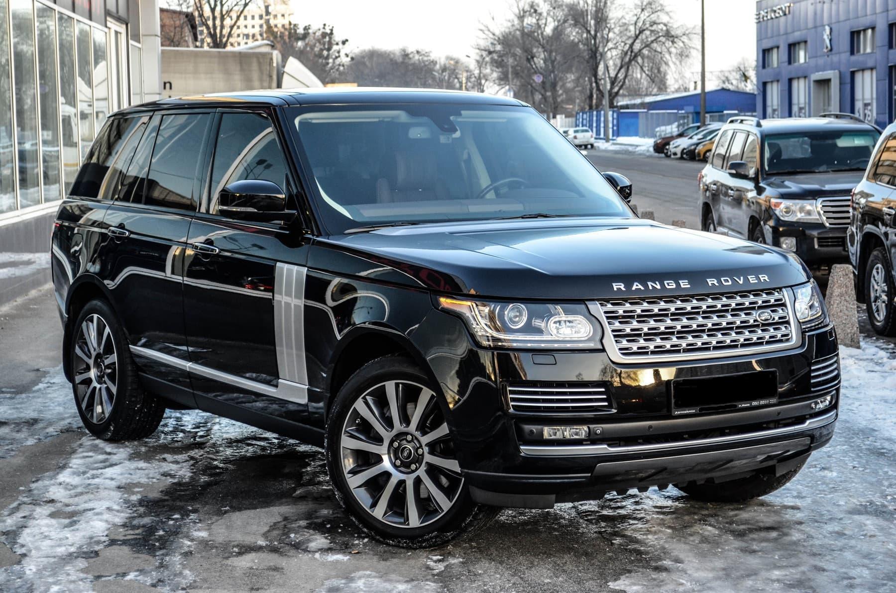 Land Rover Range Rover AUTOBIOGRAPHY - фото 1