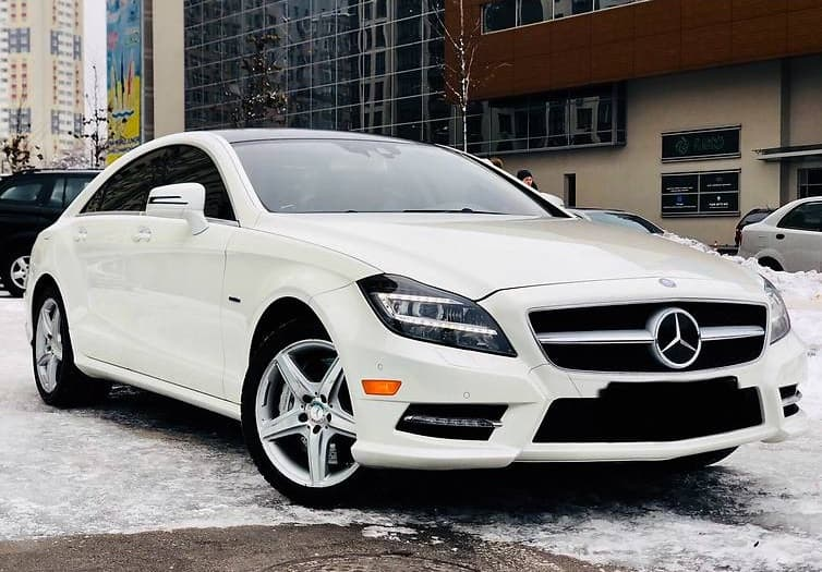 Mercedes-Benz CLS550 AMG 4-matic - фото