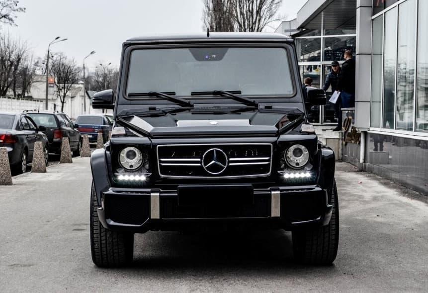 Mercedes-Benz G500 AMG 63-style - фото 1