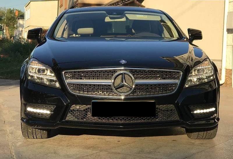Mercedes-Benz CLS550 4-matic - фото 2