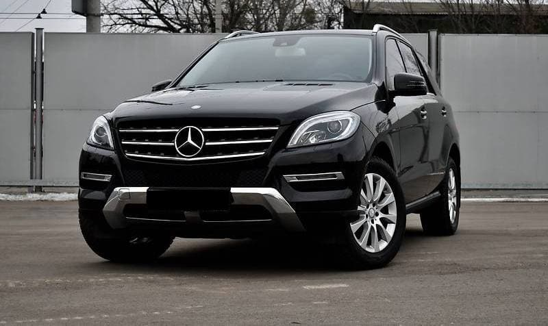 Mercedes-Benz ML350 4-matic - фото