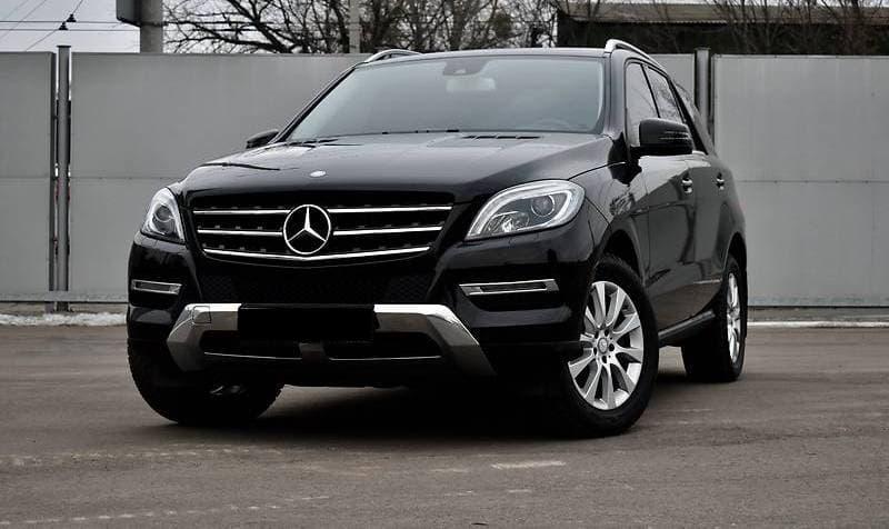 Mercedes-Benz ML350 4-matic - фото