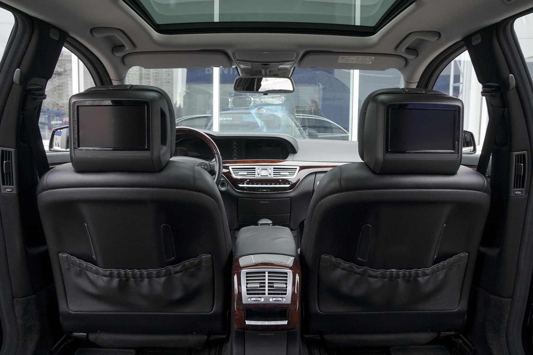 Mercedes-Benz S550 W221 4-matic - фото 9