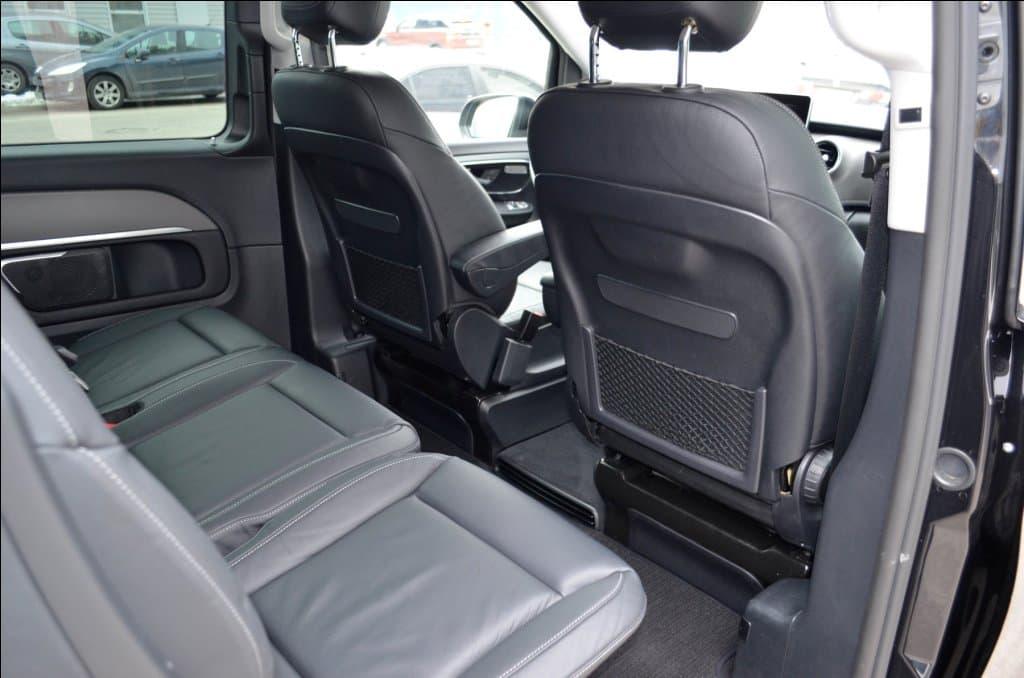 Mercedes-Benz V-class Long 4-matic (7st) - фото 8