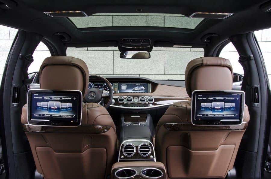 Mercedes-Benz S550 W222 4-matic - фото 9