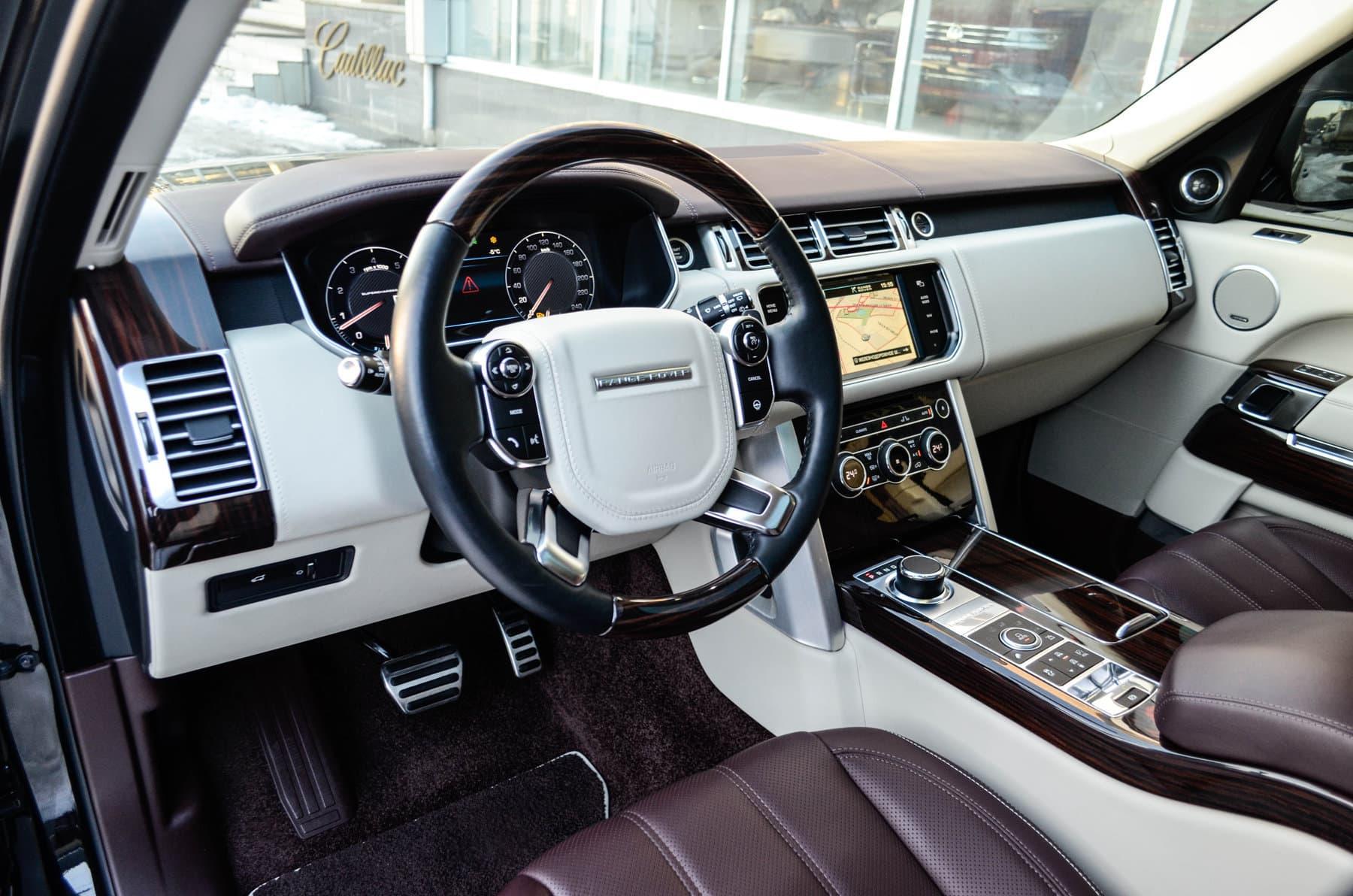Land Rover Range Rover AUTOBIOGRAPHY - фото 11