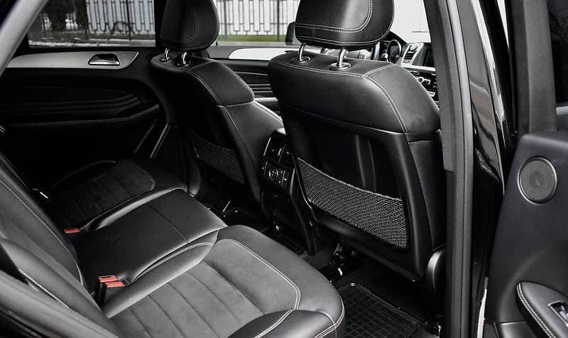 Mercedes-Benz ML350 4-matic - фото 9