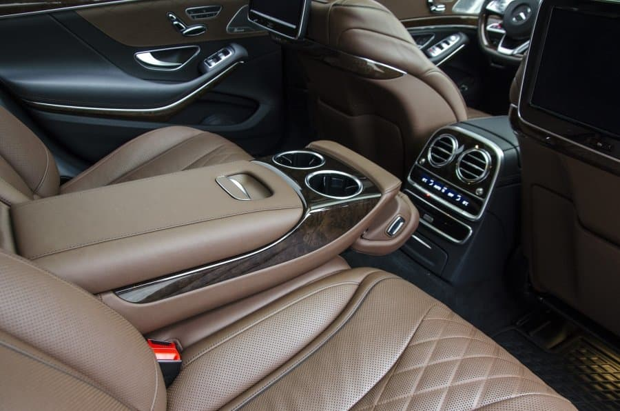 Mercedes-Benz S550 W222 4-matic - фото 10