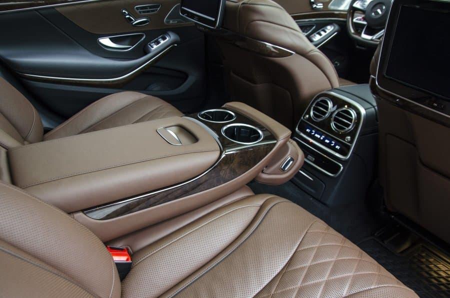 Mercedes-Benz S550 W222 4-matic - фото 10