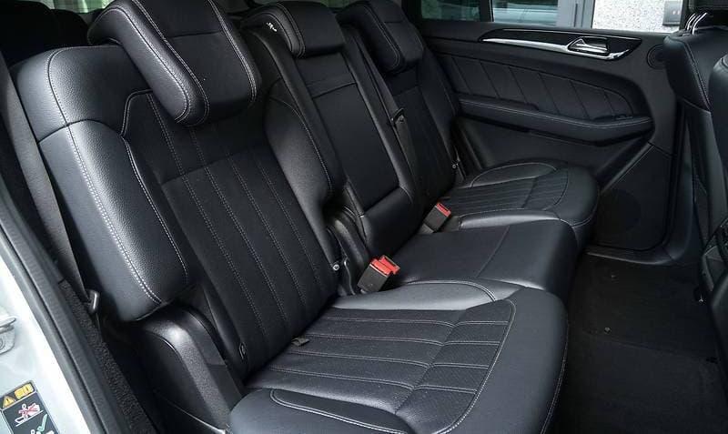 Mercedes-Benz GL450 4-matic - фото 11