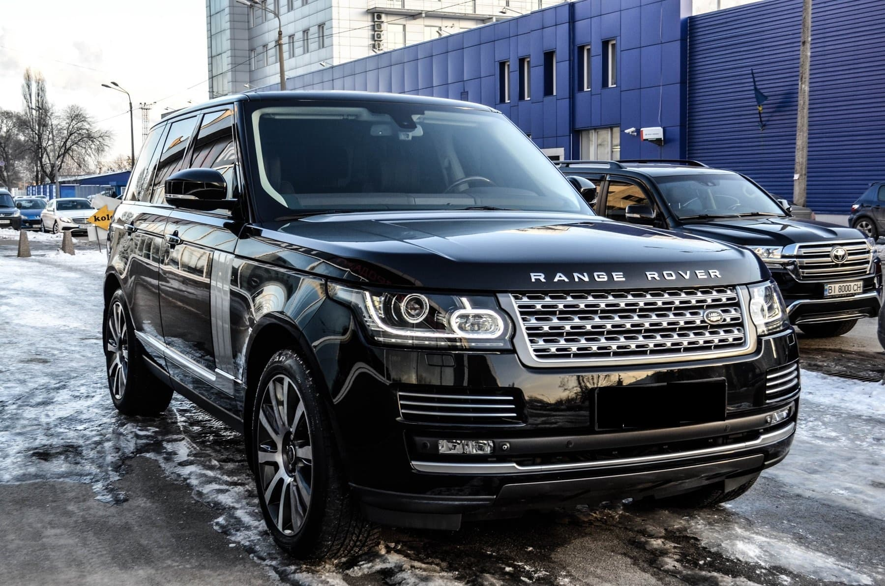Land Rover Range Rover AUTOBIOGRAPHY - фото