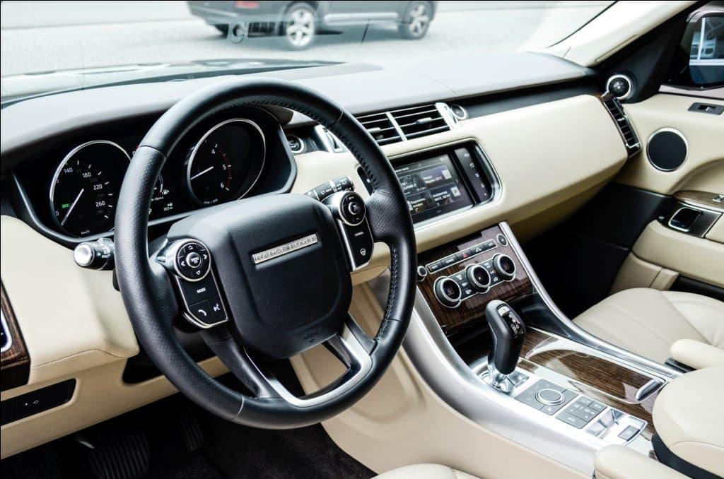 Range Rover Sport - фото 12