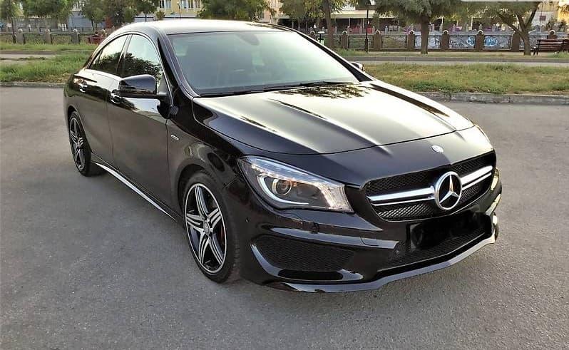 Mercedes-Benz CLA250 - фото