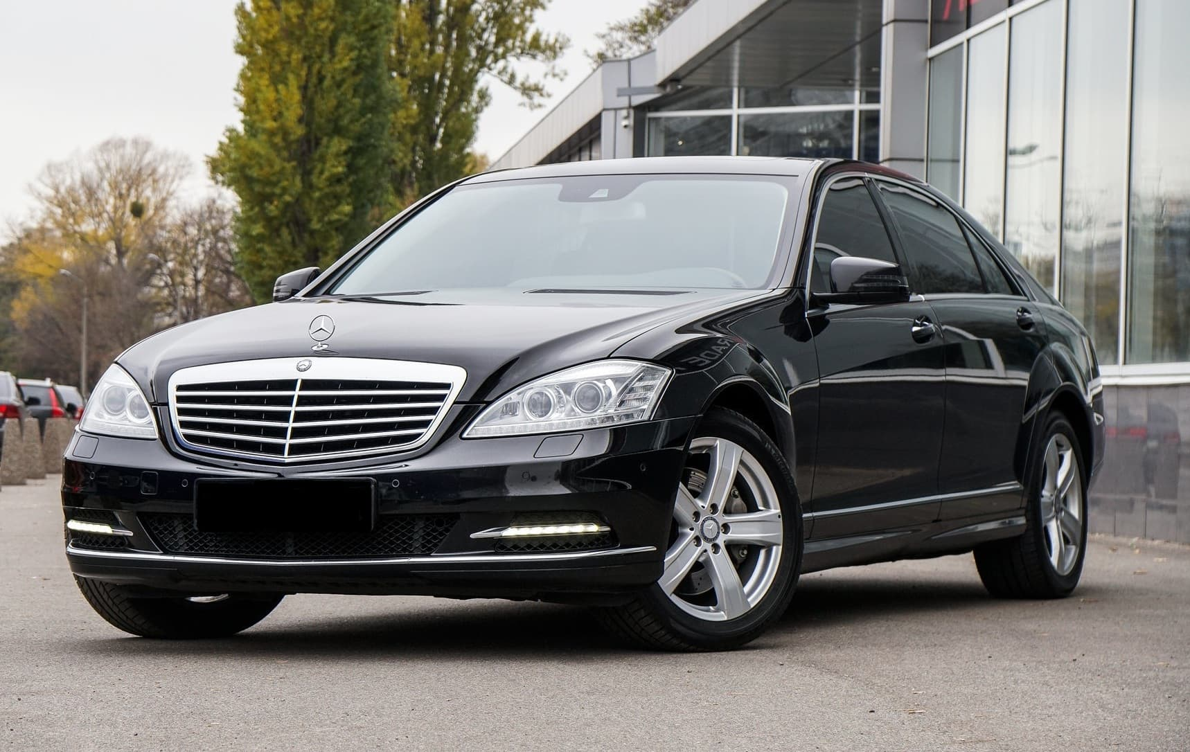 Mercedes-Benz S550 W221 4-matic - фото