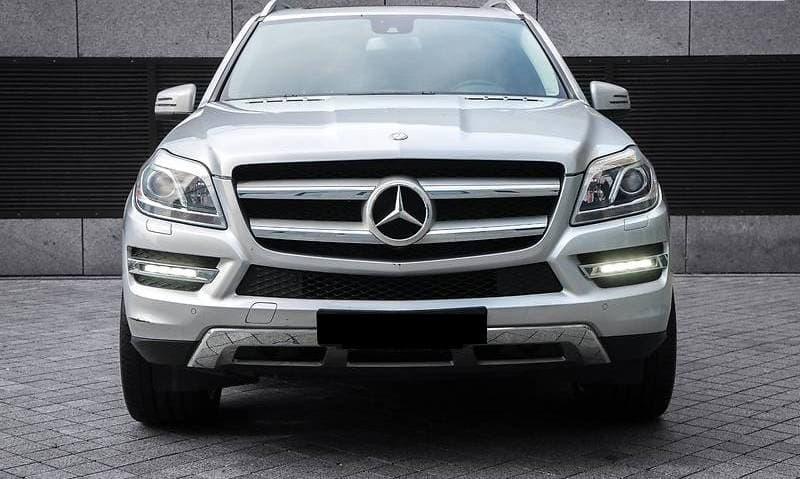 Mercedes-Benz GL450 4-matic - фото 2