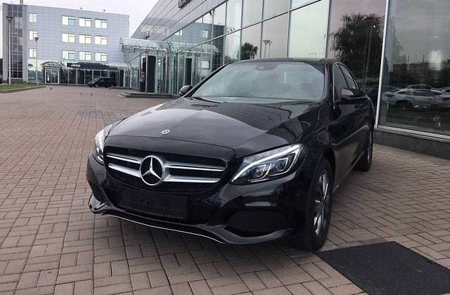 Mercedes-Benz C200 4-matic - фото