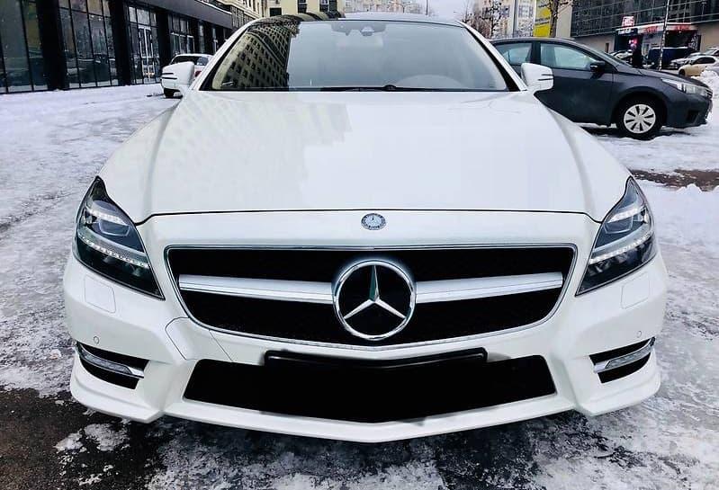 Mercedes-Benz CLS550 AMG 4-matic - фото 2