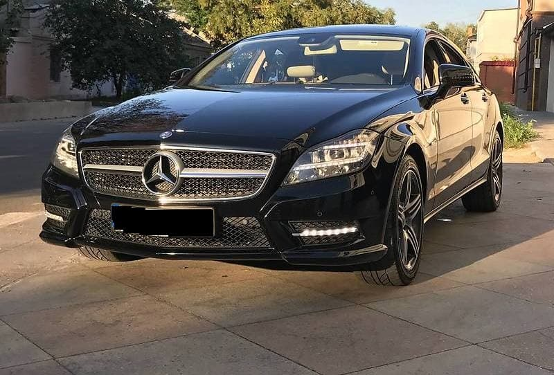 Mercedes-Benz CLS550 4-matic - фото