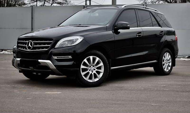 Mercedes-Benz ML350 4-matic - фото 1