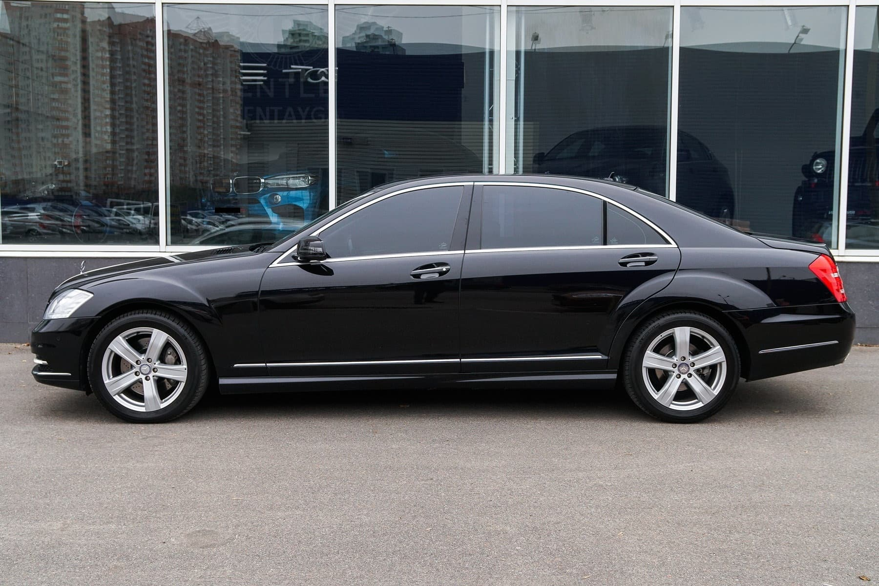 Mercedes-Benz S550 W221 4-matic - фото 3