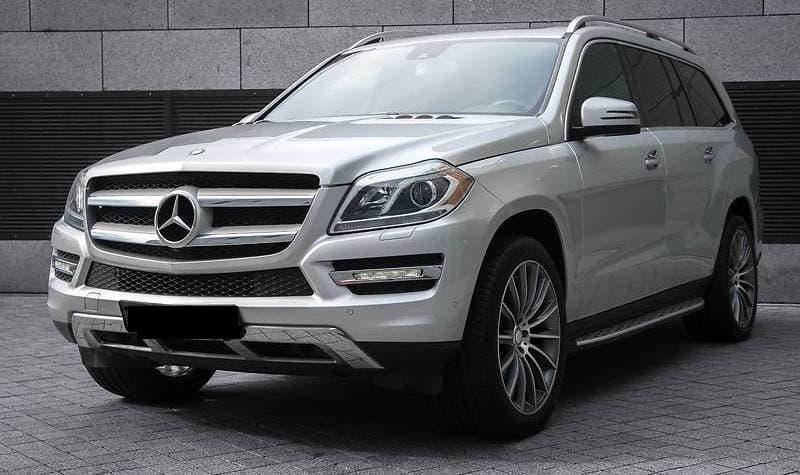 Mercedes-Benz GL450 4-matic - фото 3