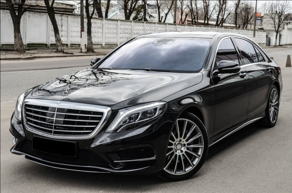 Mercedes-Benz S550 W222 4-matic - фото