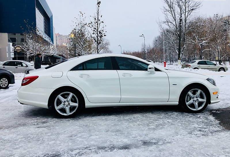 Mercedes-Benz CLS550 AMG 4-matic - фото 3