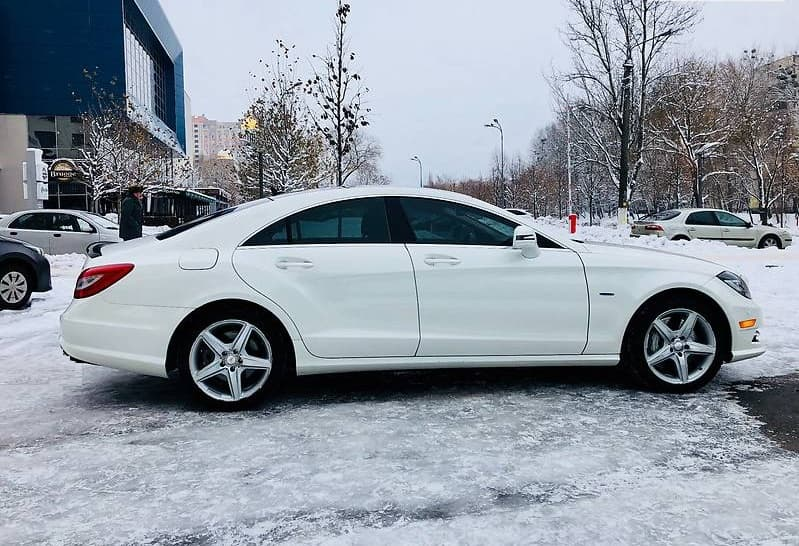 Mercedes-Benz CLS550 AMG 4-matic - фото 3