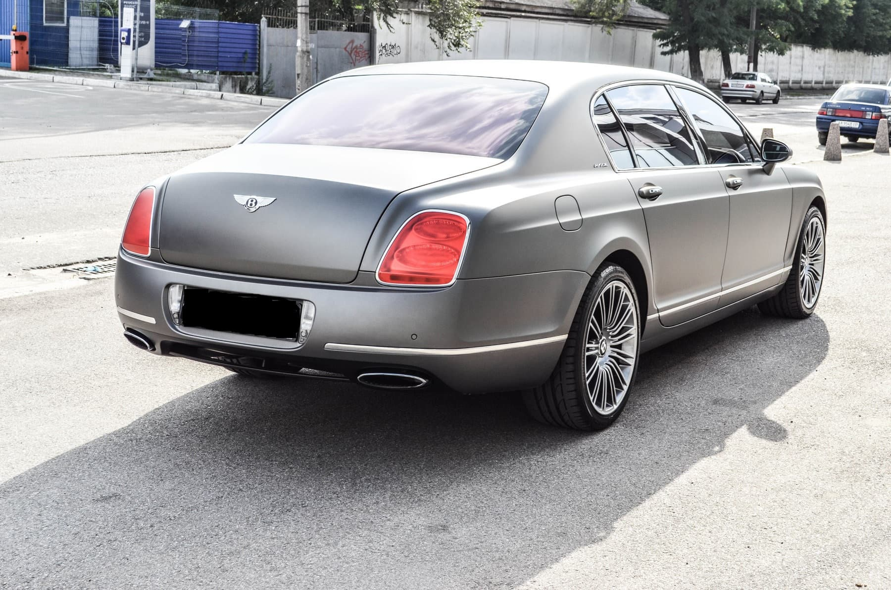 BENTLEY FLYING SPUR SPEED - фото 3