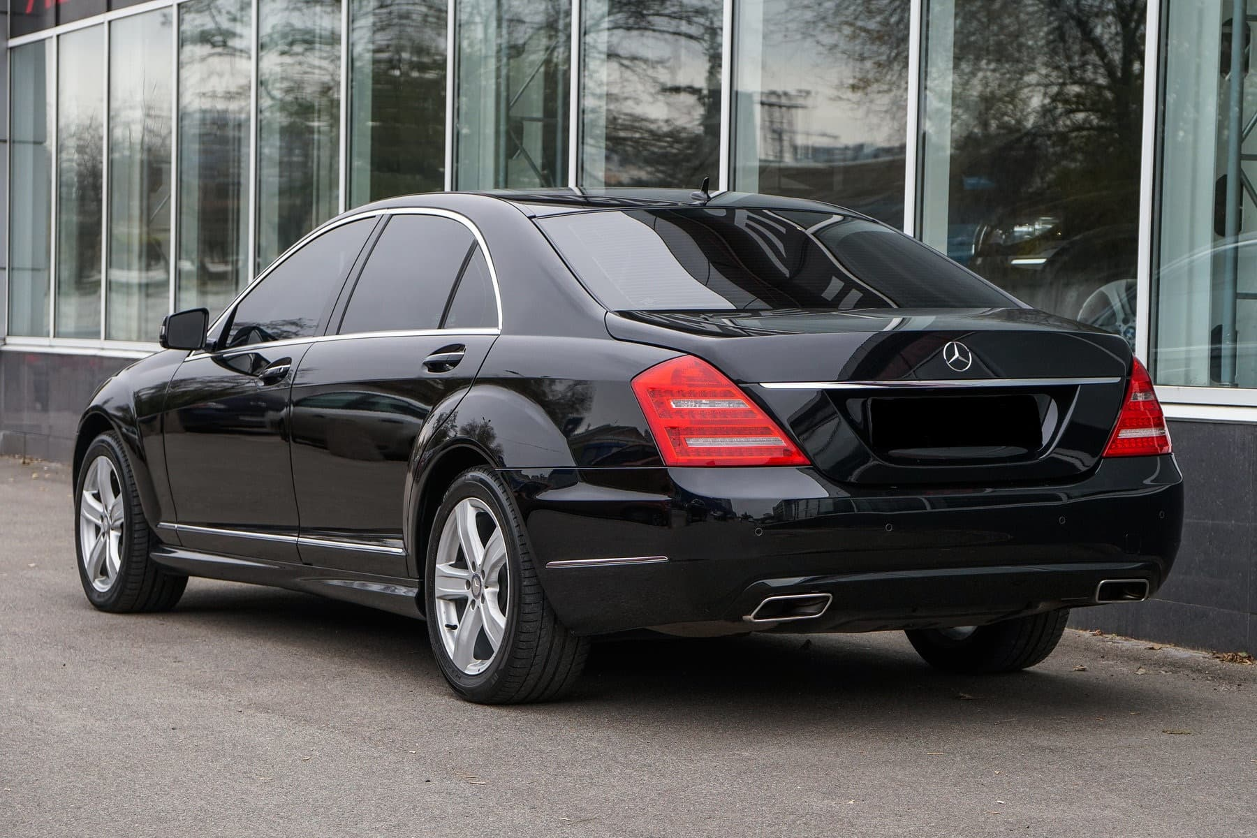 Mercedes-Benz S550 W221 4-matic - фото 4