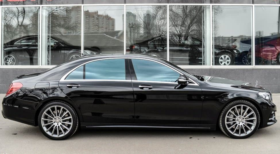 Mercedes-Benz S550 W222 4-matic - фото 3