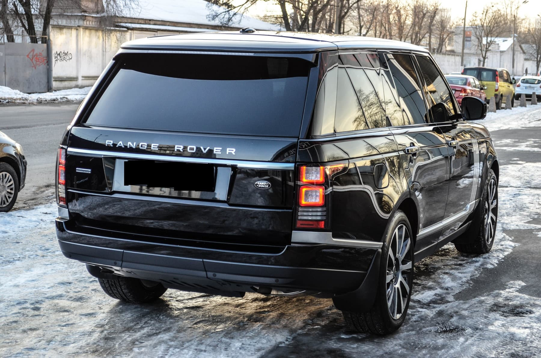 Land Rover Range Rover AUTOBIOGRAPHY - фото 4
