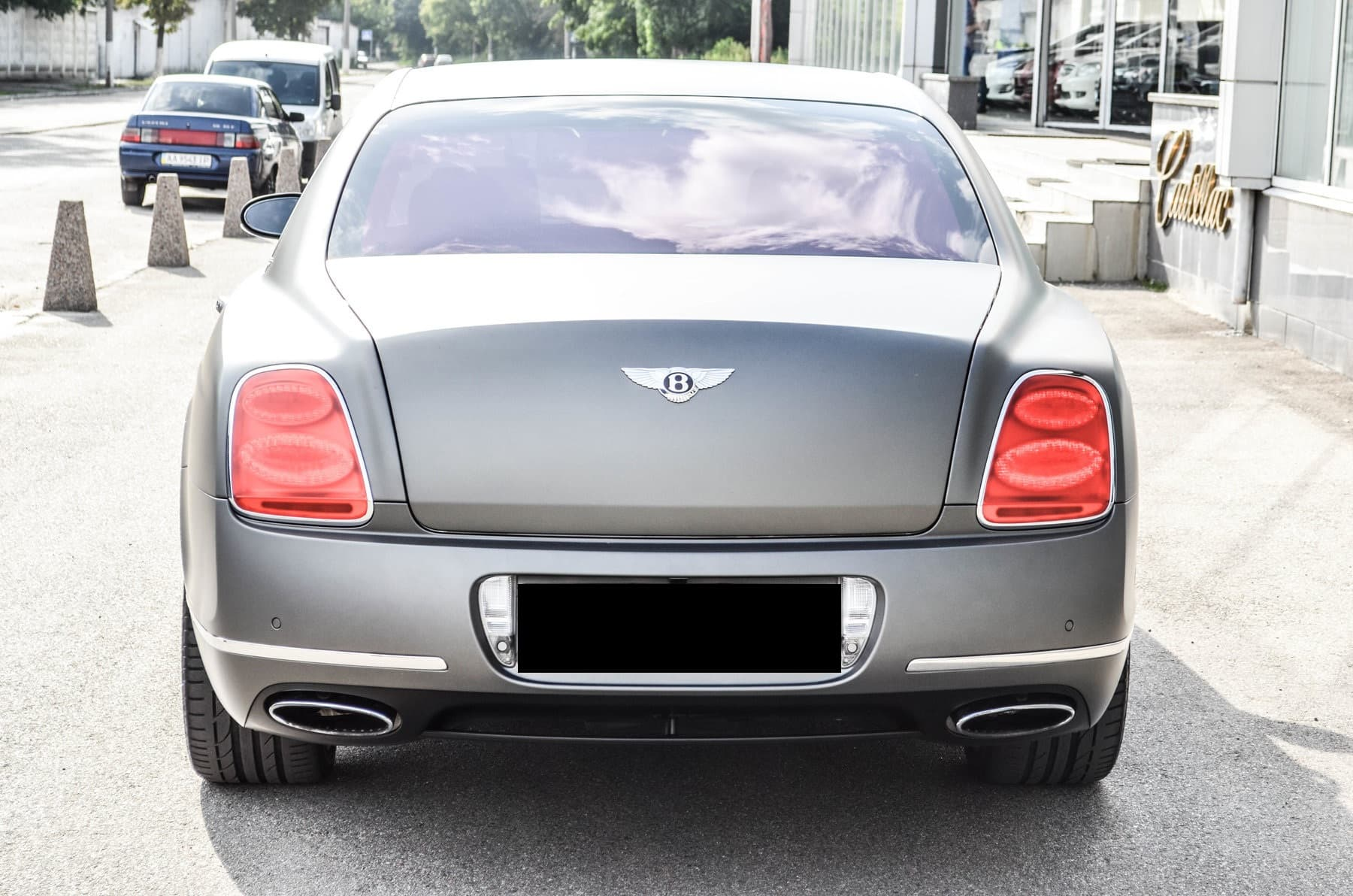 BENTLEY FLYING SPUR SPEED - фото 4