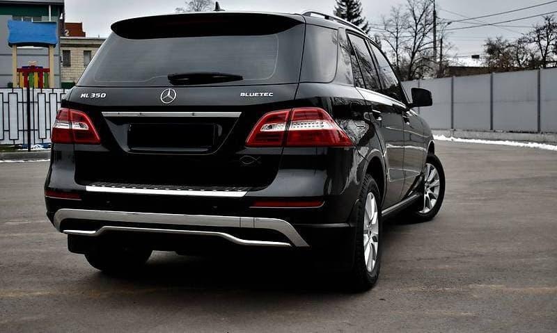 Mercedes-Benz ML350 4-matic - фото 4