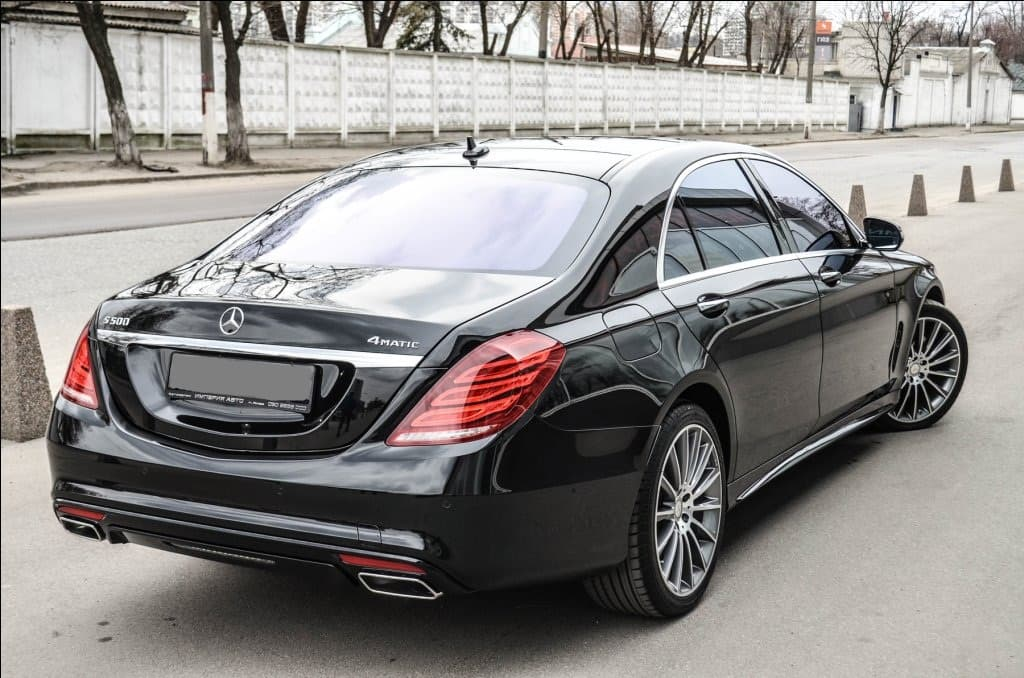 Mercedes-Benz S550 W222 4-matic - фото 4