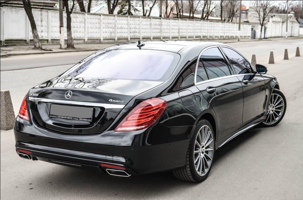 Mercedes-Benz S550 W222 4-matic - фото 4