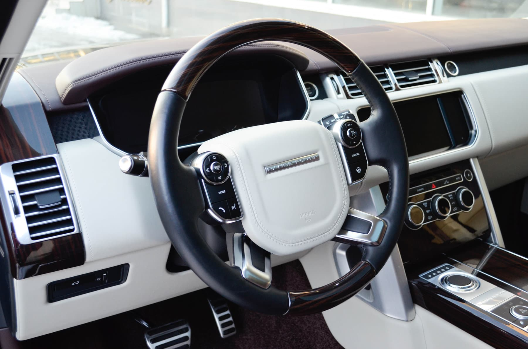 Land Rover Range Rover AUTOBIOGRAPHY - фото 6