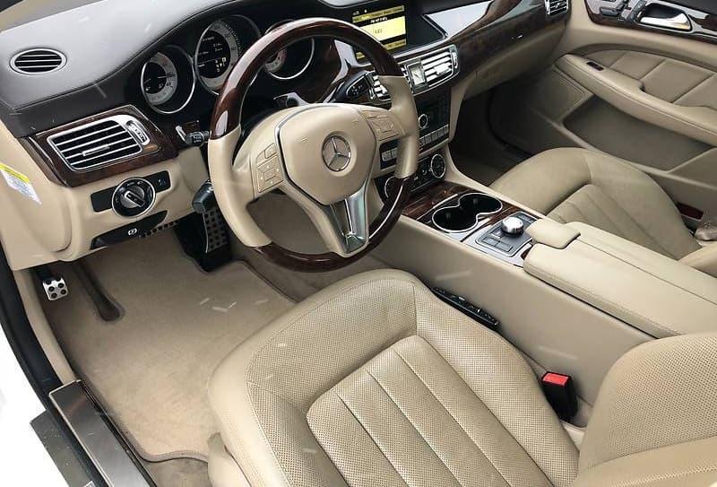 Mercedes-Benz CLS550 AMG 4-matic - фото 5