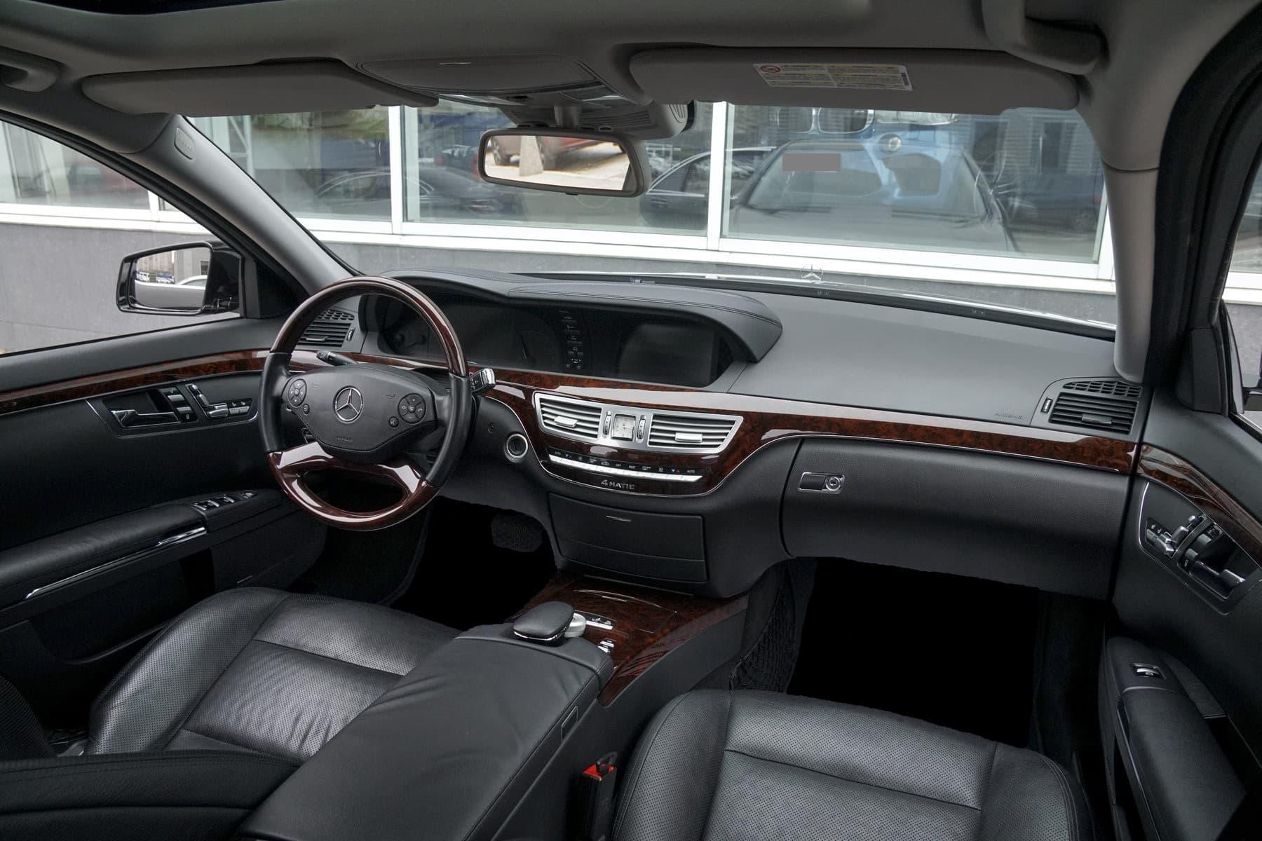 Mercedes-Benz S550 W221 4-matic - фото 5