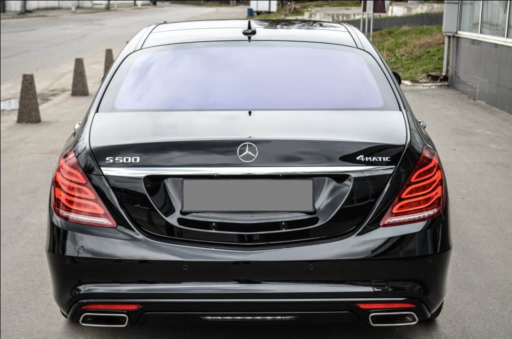 Mercedes-Benz S550 W222 4-matic - фото 5