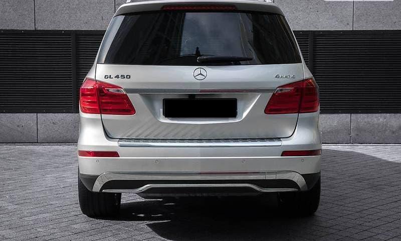 Mercedes-Benz GL450 4-matic - фото 6